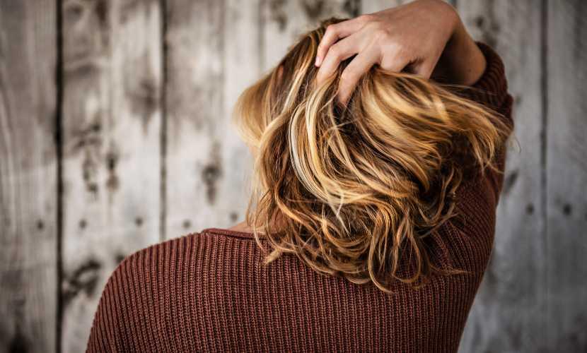cuidado del cabello tinturado