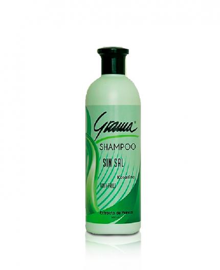 Cuidado del cabello con keratina
