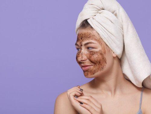 exfoliantes naturales para piel seca