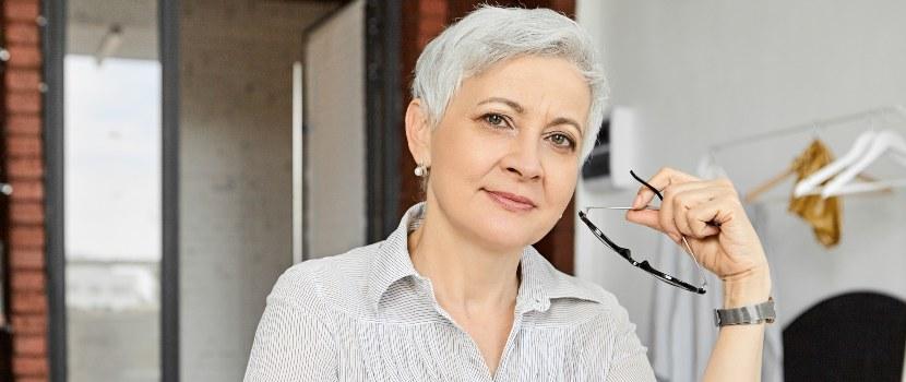 mujer de 50