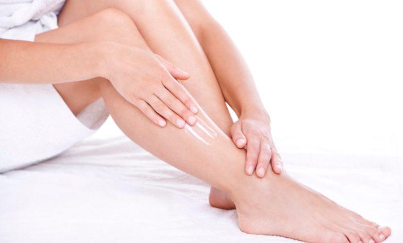 cuidado de la piel corporal